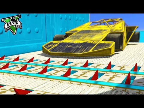 GTA 5 ONLINE 🐷 AUTO RAMPA VS SPUNTONI !!! 🐷 GARE STUNT 🐷N*240🐷 GTA 5 ITA 🐷 DAJE !!!