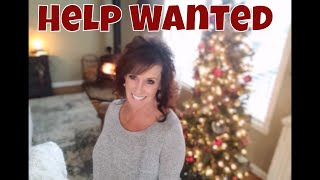 Help Wanted With Linda's Pantry