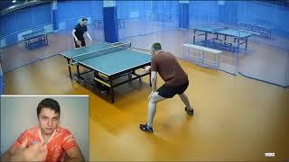 Разбор турнирного матча: Сиротин В. (308 рттф) - Акуленко Е. (290 рттф)