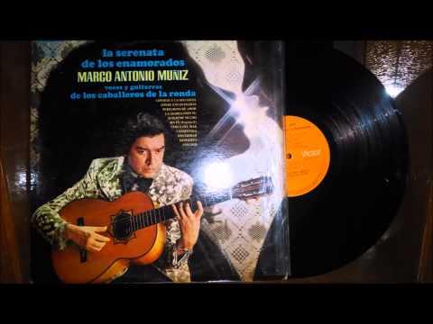 SINCERIDAD MARCO ANTONIO MUÑIZ