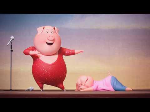 Muzikaliausias šių metų animacinis filmas DAINUOK!