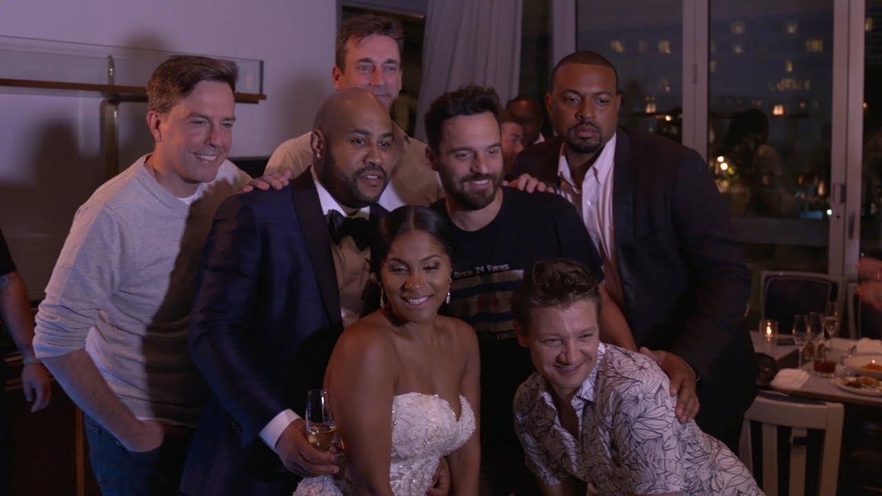 Watch Wedding Crashers Online.Watch Jon Hamm And His Tag Co Stars Crash This Couple S Wedding E