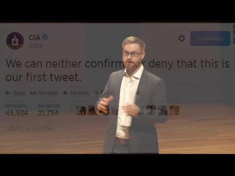 "TED Talk: FOIA v. ""Glomar"" Response"