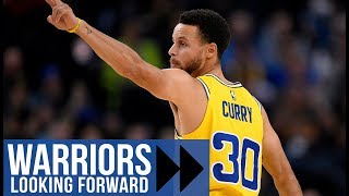 Warriors Looking Forward: The latest on Steph Curry's injury