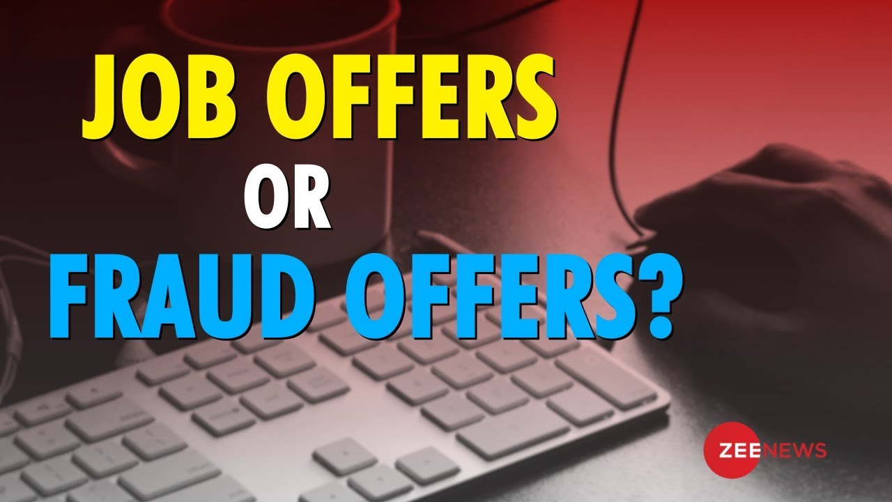 How to Protect Yourself from Fake Job Offers   Fake Recruitment   Fake  Calls   Fraud Offers - YouTube