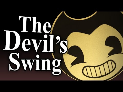 "Thumbnail: BENDY INK MACHINE SONG ""The Devil's Swing"" ► Performed by Caleb Hyles (SFM MinecraftGAMER/XboxgameK)"