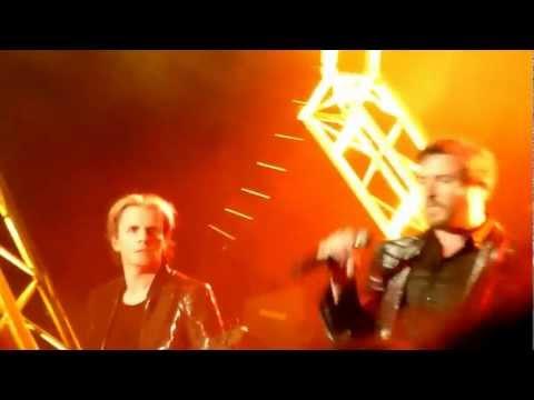 Duran Duran @ Birmingham - A View to a Kill Clip