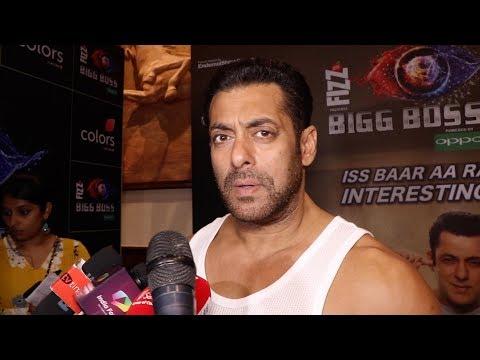 Salman Khan's ANGRY Reaction On Zubair Khan Abusing Him | Bigg Boss 12