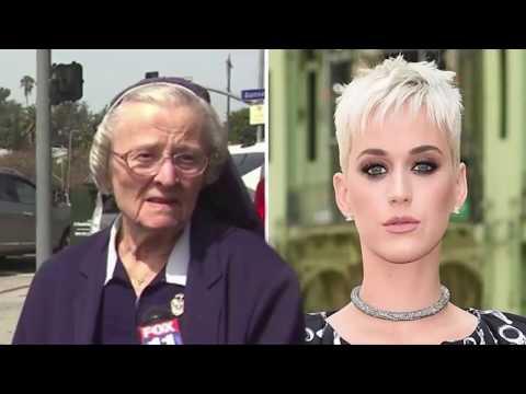 Pop Star Katy Perry kills a nun | Breakings News