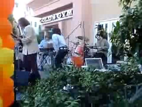 Strange Days - A Tribute To The Doors @ Janss Marketplace 07/17/2013