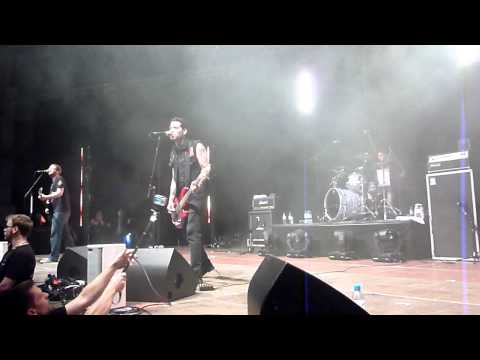 MxPx All Stars - My Life Story (live @ Rock Without Limits 2011)