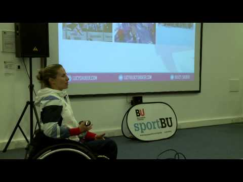 Lucy Shuker, A Paralympic Perspective on Disability Sport