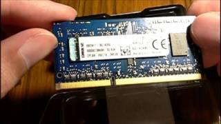 Обзор на оперативную память для ноутбуков Kingston SO-DIMM DDR3L 4Gb 1600MHz pc-12800 (KVR16LS11/4)
