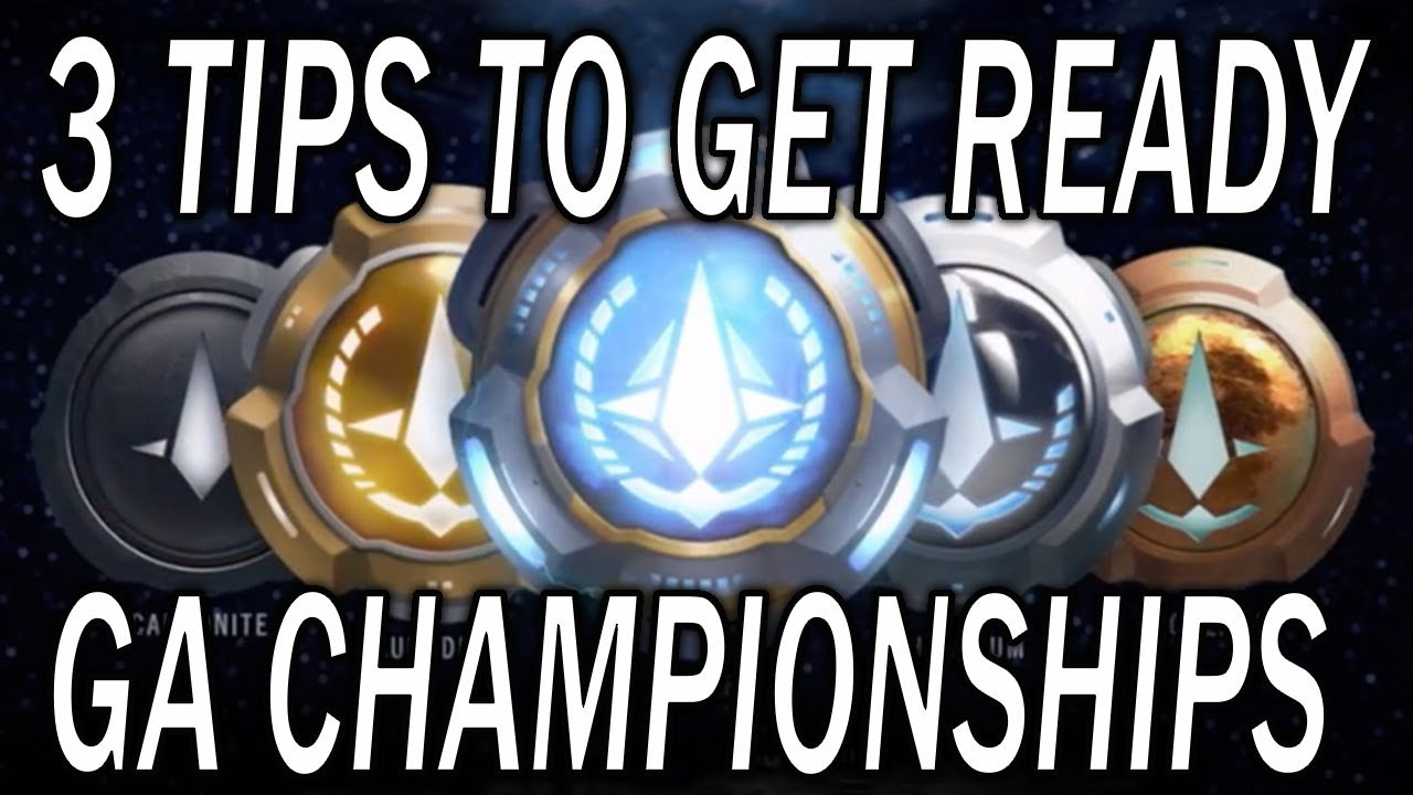 3 Tips for Grand Arena Championships - SWGoH