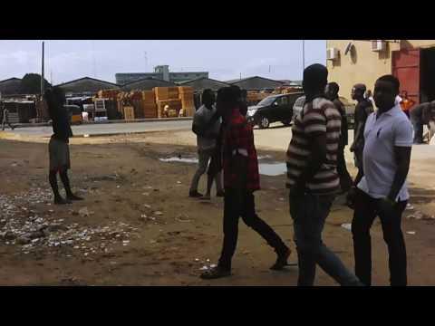 Lagos Street Fight thumbnail