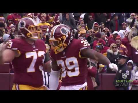 Redskins Next Gen Stats: Kapri Bibbs Makes Big Impact In Debut