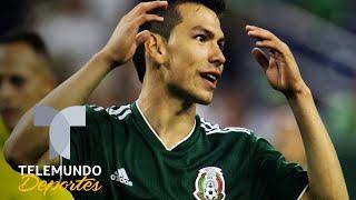 México suma 199 minutos sin marcar y ahora va sin delanteros mundialistas | Telemundo Deportes