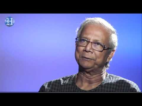 Muhammad Yunus discusses plan to help Haiti