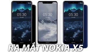 Nokia X5 Màn Hình Tai Thỏ Giá Rẻ - Điện Thoại Giá Rẻ Cấu Hình Tốt, Đối Thủ của Xiaomi Redmi 6 Pro