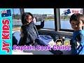 Captain Cook Cruise - Day 2 (Season 1 Western Australia)