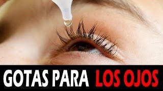 Remedios caseros para limpiar los ojos  - Remedios Naturales gotas para los ojos