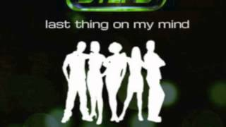 "Steps - Last Thing On My Mind (12"" Suspicion Mix)"