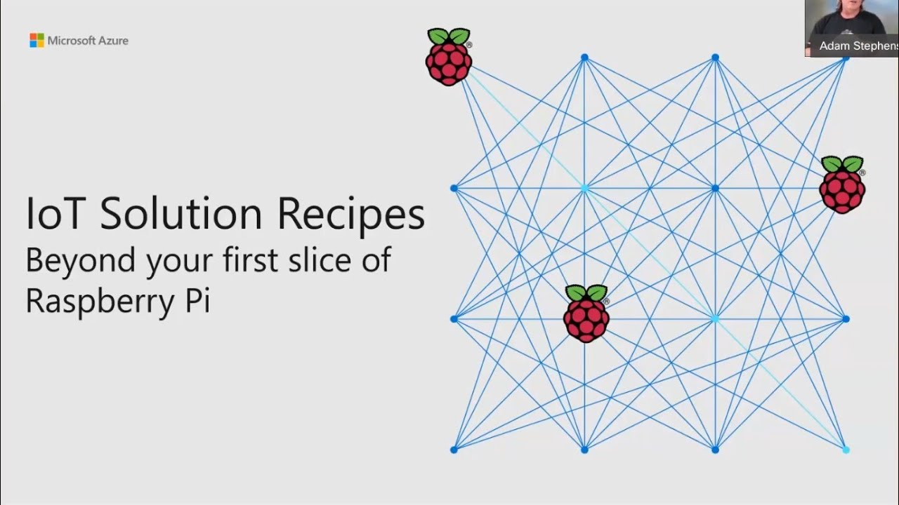 IoT Solution Recipes - Beyond Your First Slice of Raspberry Pi