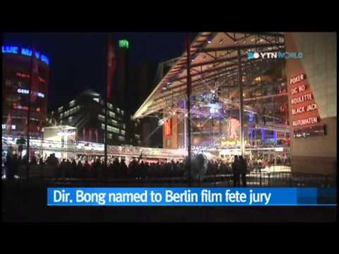 Director Bong Joon-Ho named to Berlin Int'l Film Festival jury / YTN