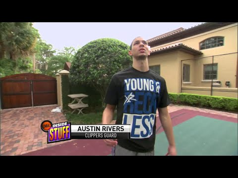 Inside Stuff: Austin Rivers | May 16, 2015 | NBA TV