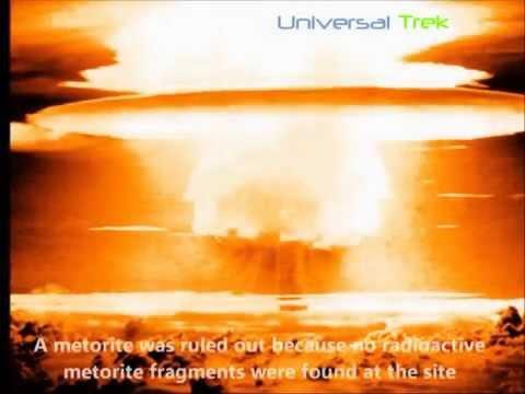 Ancient Nuclear Blast◄ Alien Warfare?...