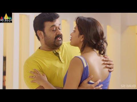 Iddaru Iddare Movie Mohanlal with Amala Paul   Latest Movie Scenes   Sri Balaji Video