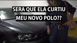 MINHA MÃE CONHECEU NOSSO NOVO POLO thumbnail