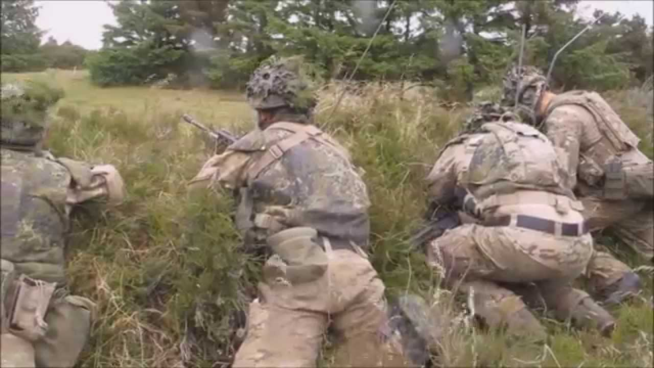 Awesome Video Of Danish Army 2015 Bravelion2015 Youtube
