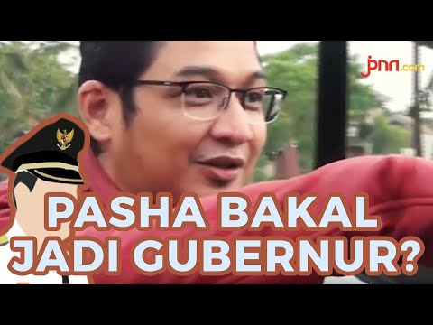 Pasha Ungu Siap Maju Jadi Calon Gubernur di Pilkada 2020