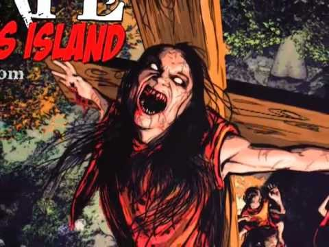 ESCAPE FROM JESUS ISLAND graphic novel trailer