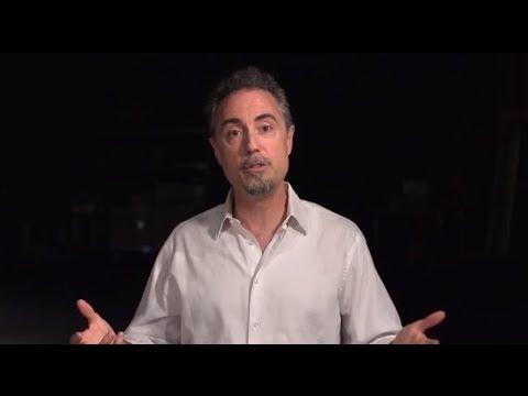 Prof. Lee Eskey discusses the Acting program
