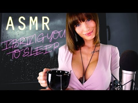 ASMR Personal Attention – Whispering & Tapping / best Trigger for Tingling german/deutsch