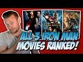 All 3 Iron Man Movies Ranked Worst to Best