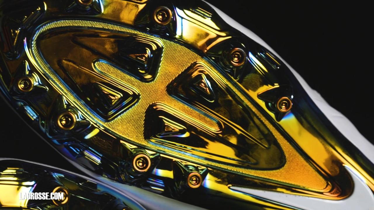 a46c19315cbb8 LE Nike Huarache V Prism Cleats x LACROSSE.COM - YouTube