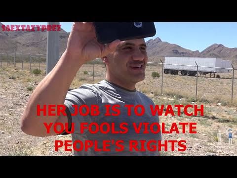 EL PASO BORDER PATROL = BUC-G - SONY SNIPER CAM