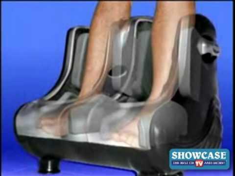 leg relaxing machine