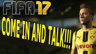 Fifa 17 Come In And Talk Banter Stream - PS4 Only - Road to 250 subs