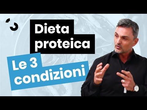 Dieta Proteica? Funziona ma a 3 condizioni | Filippo Ongaro