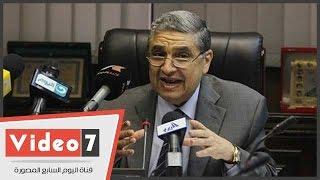بالفيديو.. وزير الكهرباء: 21952 ميجاوات ستضاف إلى الشبكة القومية نهاية 2018