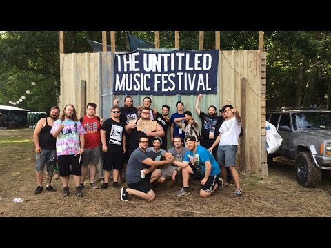 The Untitled Music Festival 2015 - New Castle, Virginia