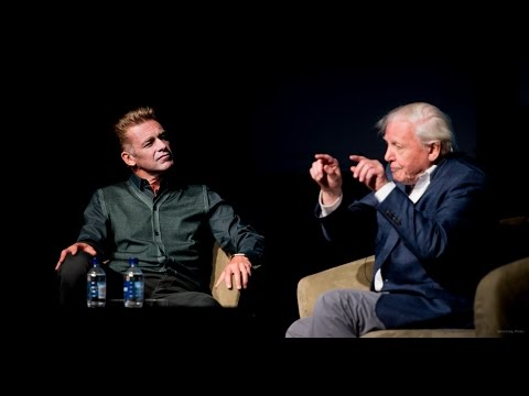 Wildscreen Festival 2016: Attenborough and Packham