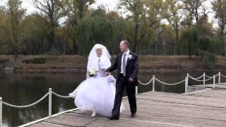 Наташа и Евгений - свадебный видеофильм видеосъемка свадьбы Кривой Рог