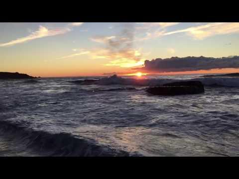 El Grifo Sunset - Lanzarote, Canary Islands