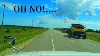 TJV Fri - TRUCKER HITS COMBINE!!! - #1166