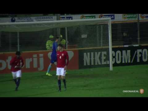 Highlights: Onder 19 - Noorwegen